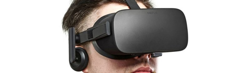 Picture of Oculus Rift VR